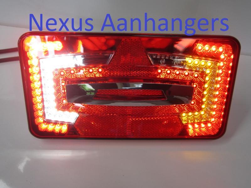 Achterlicht JOKON LED Rechts - Nexus Aanhangers