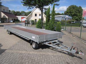 HULCO Schamelwagen 8 Meter Rota-3 3503 Schamel