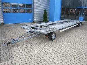 Schamelwagen 9.5 meter – 3500kg autotransport