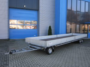 HULCO Schamelwagen 8 Meter Rota-3 3580 Schamel