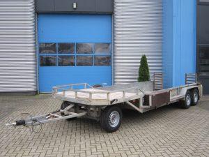 Veldhuizen schamelwagen machine transporter