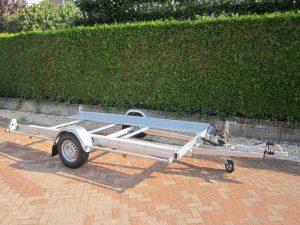Autoambulance – Autotransporter – 1350KG