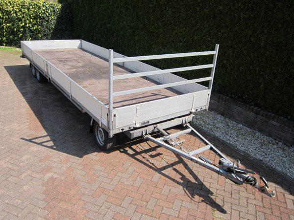 Schamelwagen 6 meter – 3500kg