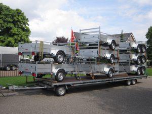 Schamelwagen 8 meter – 3500kg