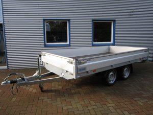 Aanhangwagen – Plateauwagen – 2000KG