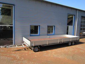 HULCO ROTA 3503 SCHAMELWAGEN 6 Meter