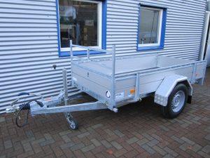 Hapert Aanhangwagen – Bakwagen – 1000kg