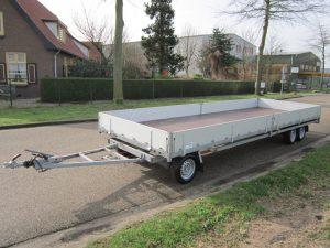 HULCO Schamelwagen 6 Meter Rota-3 3503 Schamel