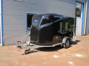Tweedehands Debon Cargo 1300 Zwart Motortrailer