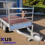 Plateauwagen Nexus speciaalbouw
