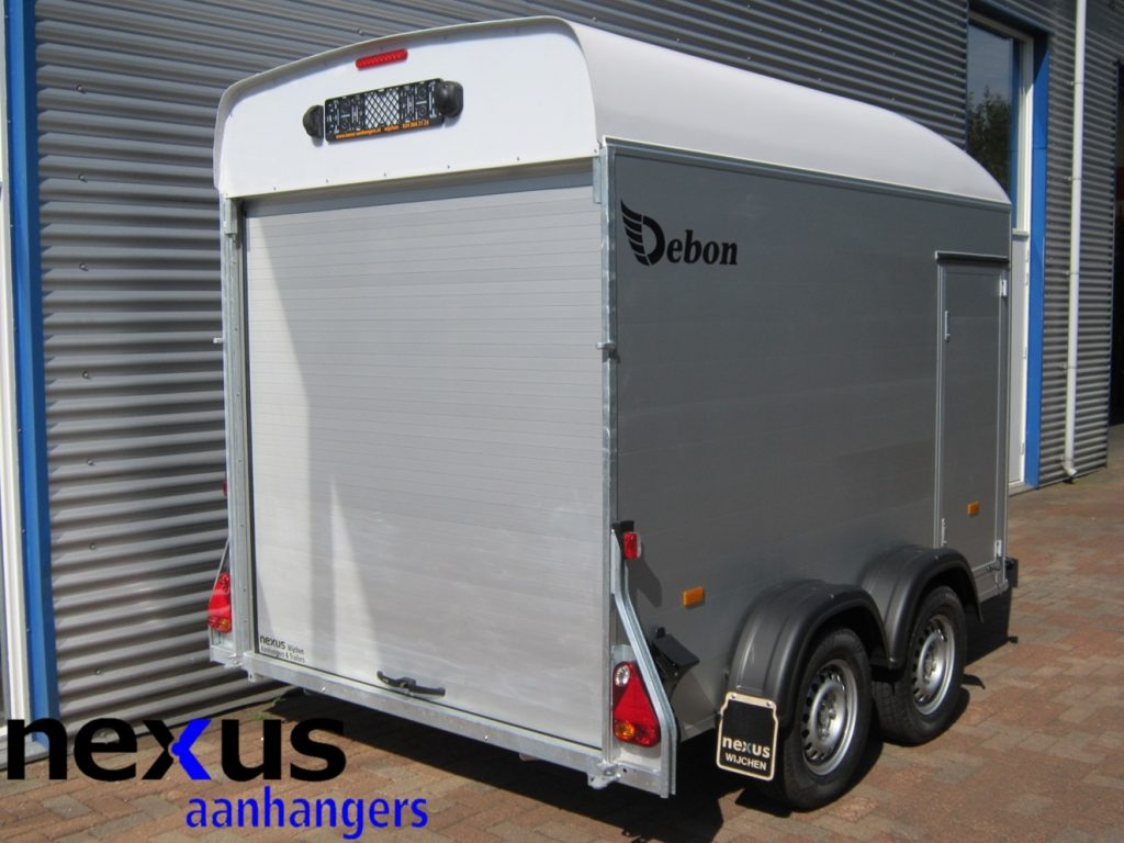 Maatwerk rolluik Debon Roadster 500
