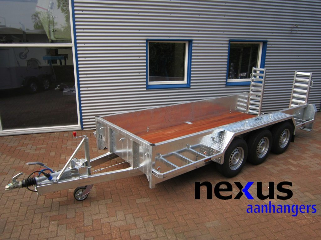 Machinetransporter Nexus 3 asser
