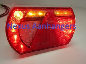 Led Lampen Aanhangwagen : Verlichting aanhangwagen archives pagina van nexus aanhangers